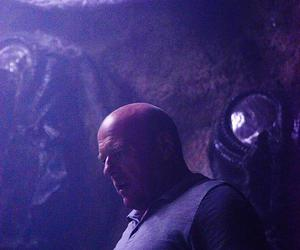 under the dome, dean norris, and big jim image