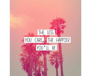 happy, quote, and care image