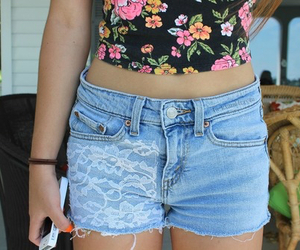 tumblr, shorts, and iphone image