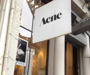 acne and shop image