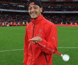 Arsenal, football, and Özil image