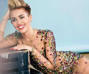 cyrus, diva, and miley image
