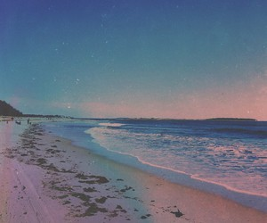 beach, grunge, and indie image