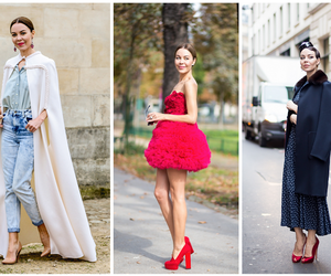 street fashion, russian fashion, and ulyana sergeenko image