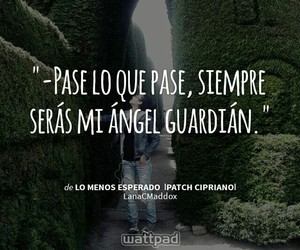 hush hush, cipriano, and angel guardian image