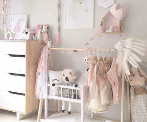 babies, baby, and bedroom image