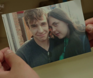 finn, my mad fat diary, and series image
