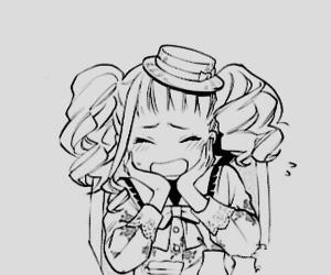 anime, girl, and kuroshitsuji image