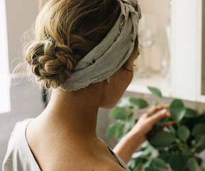 braid, goals, and headband image