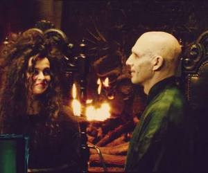 harry potter, voldemort, and ralph fiennes image