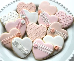 beautiful, Cookies, and cute image