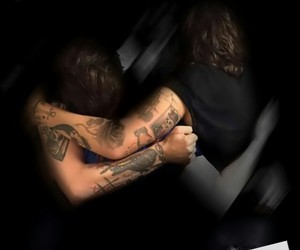 louis tomlinson, Harry Styles, and always in my heart image