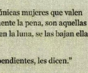 frases, mujeres, and independiente image