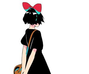 girl, anime, and kawaii image
