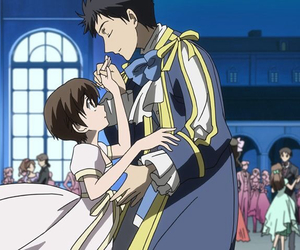 haruhi, ouran high school, and mori image