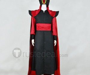 cheap cosplay costume, aladdin jafar cosplayc, and cheap aladdin clothes image