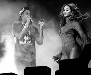 beyoncé, jay, and mrs carter image