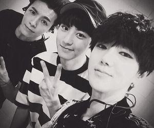 exo, chanyeol, and donghae image