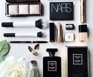 Brushes, chanel, and nail polish image