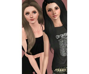 the sims 2, the sims, and the sims 3 image