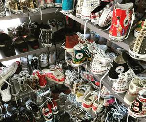 converse, style, and colorful image