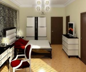 decorating small bedrooms, arranging furniture, and how to arrange furniture image