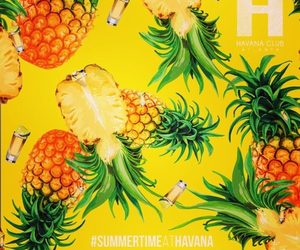 pineapple and yellow image
