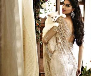 beautiful, dress, and india image