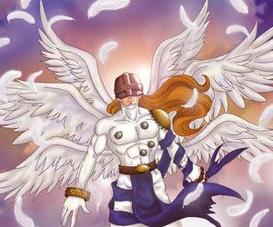 angel, anime, and japan image