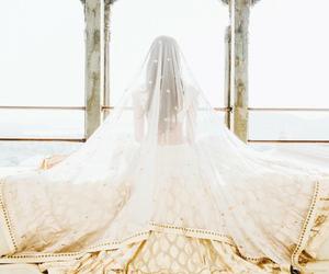 wedding, beautiful, and bollywood image