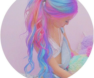 colour, hair, and profile image