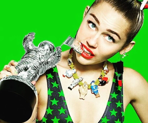 miley cyrus, miley, and mtv image