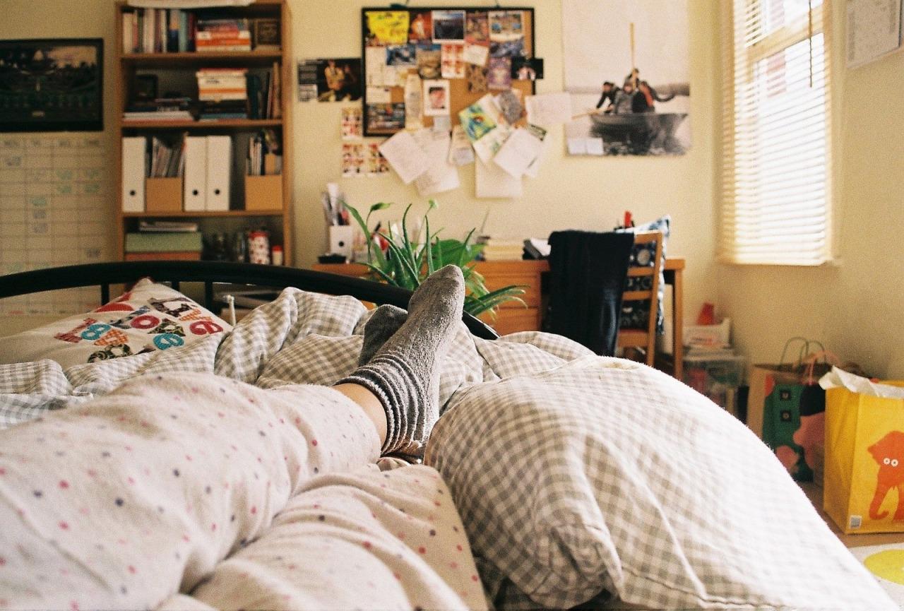 room, vintage, and indie image