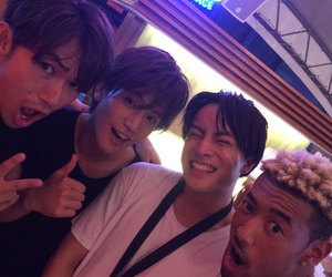 exile, 白濱亜嵐, and 岩田剛典 image
