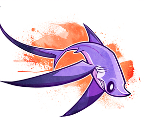 shark, sharks, and squeedgemonster image