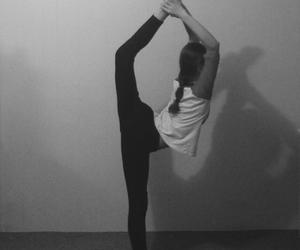 flex, flexible, and gym image