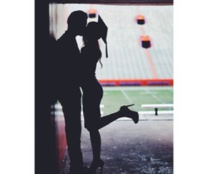 kiss, goals, and love image
