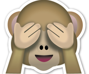 emoji and monkey image