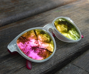 color, glasses, and memories image