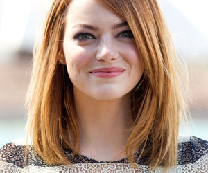 emma stone, hair, and beauty image