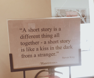 bookstore, kiss, and stranger image