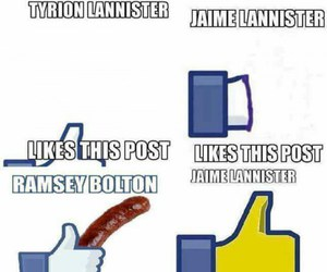 funny, game of thrones, and tyrion lannister image