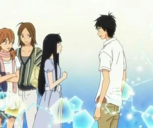 anime, kimi ni todoke, and romance image