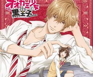 anime, kawaii, and anime couple image