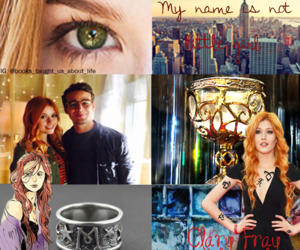 little girl, valentine, and the mortal instruments image