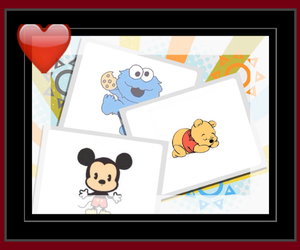 mickeymouse, love you so much, and winniethepooh image