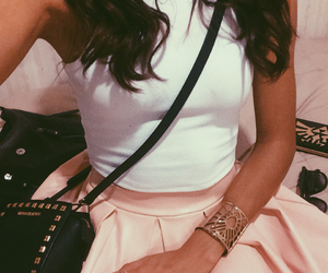 fashion, Michael Kors, and gold image