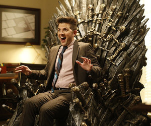 parks and recreation, parks and rec, and adam scott image