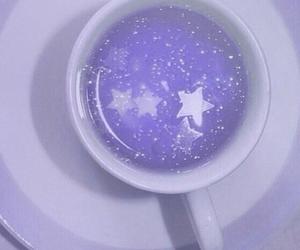 purple, stars, and glitter image