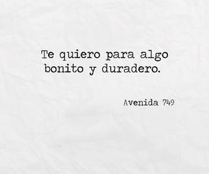 frases de amor, love, and ​amor image